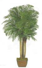 7 foot Artificial Silk Triple Trunk Areca Palm Tree :: Artificial House Plants