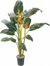 5 foot Silk Heliconia Plant :: Artificial House Plants