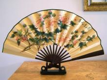 Vibrant Bouquet :: Table Display Fans