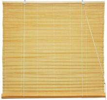 Shoji Paper Roll Up Blinds - Orange :: Window Blinds
