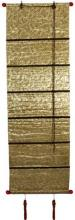 Shang Hai Tan Blinds - Gold :: Window Blinds