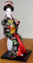 """10"""" Tall Japanese Geisha :: Japanese Geisha Dolls"""