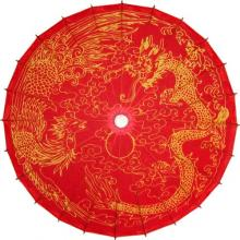 Blood Rooster and Dragon :: Paper Umbrellas