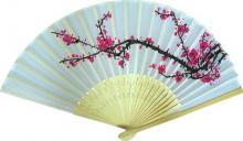 Cherry Blossom Hand Fan :: Asian Hand Fans