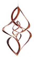Double Infinity Wind Sculpture :: Wind Sculptures