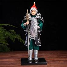 Chinese General Figurine :: Japanese Geisha Dolls