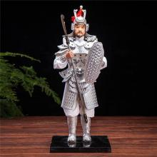 Chinese Snow Warrior Figurine :: Japanese Geisha Dolls