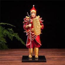 Chinese Blood Warrior Figurine :: Japanese Geisha Dolls