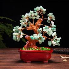 Stone Summer Money Tree :: Artificial Bonsai Trees
