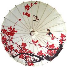 Bonsai Sparrows :: Paper Umbrellas
