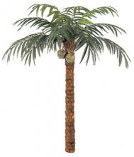 8 foot Coconut Palm Tree :: Artificial House Plants