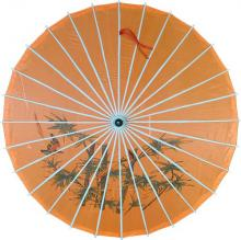 The Orange Parasol ::