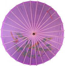 The Fuschia Parasol :: Fashion Umbrellas