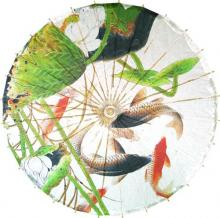 Colorful Koi Fish :: Fashion Umbrellas