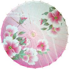 Pink Blossoms :: Paper Umbrellas