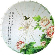 Spring Flowers :: Paper Umbrellas