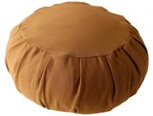 Chestnut Meditation Zafu Cushion :: Meditation Zafu Cushions