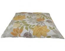 Desert Lotus Zabuton Meditation Cushion :: Zabuton Cushions