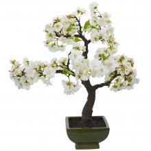 Cherry Blossom Bonsai Artificial Tree :: Artificial Bonsai Trees