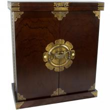 Korean Antique Style Liquor Cabinet Wine Bar :: Asian Style Furniture