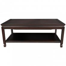 Rosewood Qing Coffee Table :: Asian Style Furniture