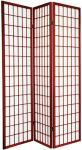 Japanese Window Screen (Rosewood Finish)