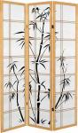 Canvas Bamboo Tree (Natural Finish)