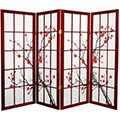 "48"" Japanese Cherry Blossom (Rosewood Finish) main image"