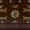 Korean Antique Style 49 Drawer Apothecary Chest thumbnail 2