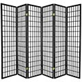 Japanese Window Screen (Black Finish) thumbnail 3