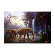 River Elephants