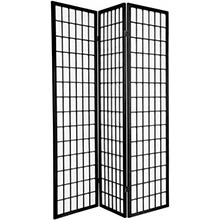 Japanese Window Screen (Black Finish)