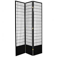 "84"" Window Screen (Black Finish)"