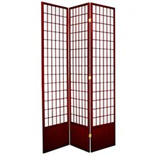 "84"" Window Screen (Rosewood Finish)"