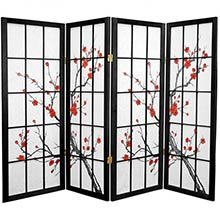 "48"" Japanese Cherry Blossom (Black Finish)"