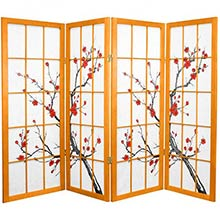 "48"" Japanese Cherry Blossom (Honey Finish)"