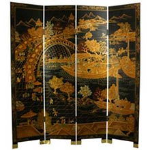 Ancient Chinese Shoji Screen