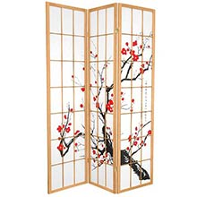 Japanese Cherry Blossom (Natural Finish)