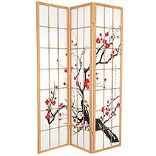 Japanese Cherry Blossom (Natural Finish)