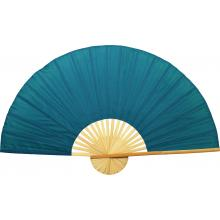 Solid Green Unpainted Fan